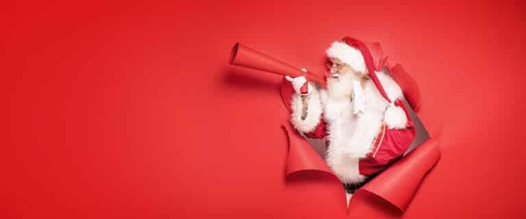 Le Père Noël rejoint Proprietes-privees.com
