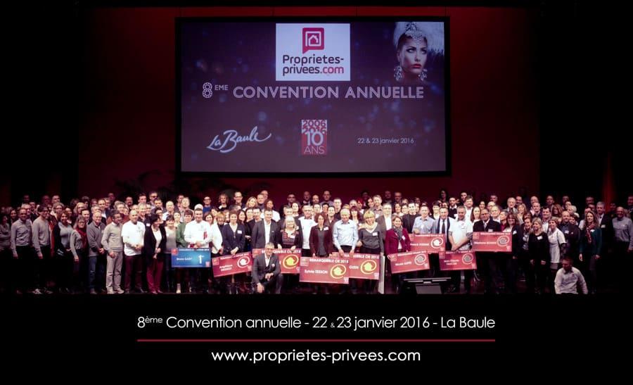 convention 2016 La Baule