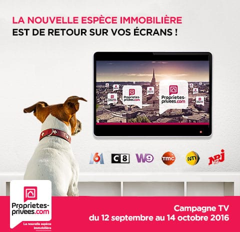 campagne tv 2016 proprietes privees
