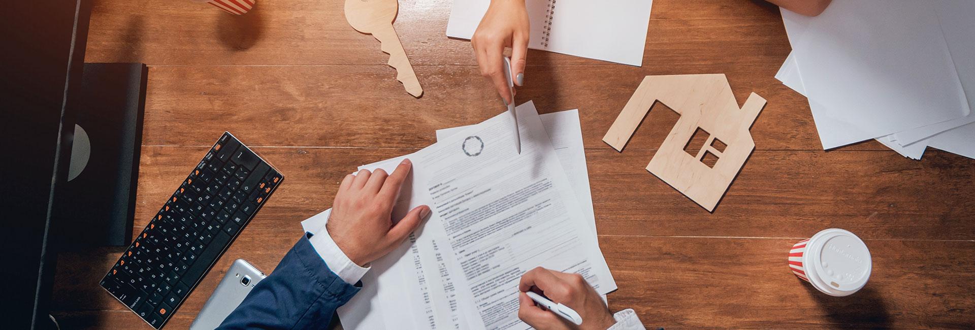 Le contrat d'agent commercial immobilier