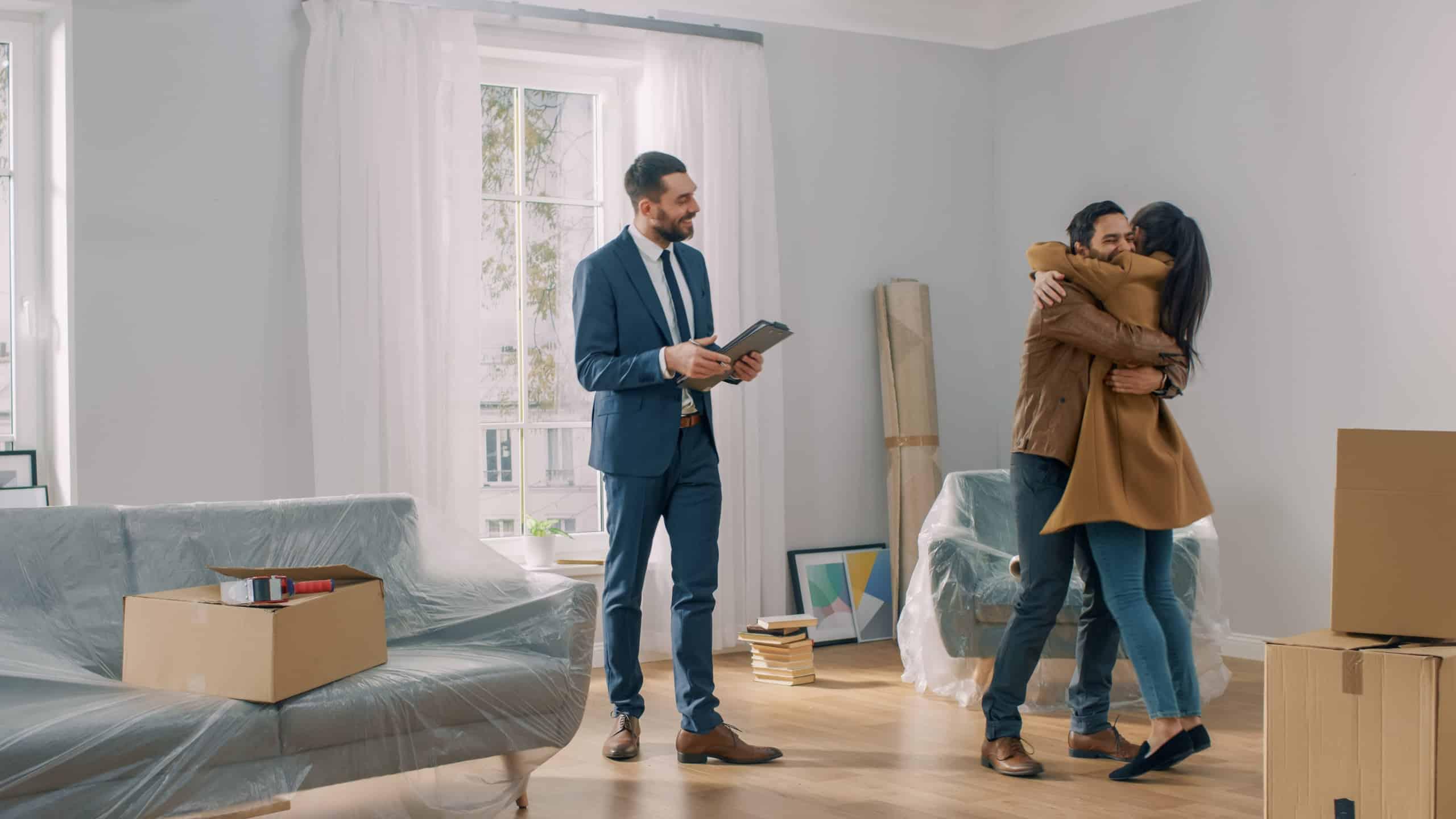 Journée type d'un agent immobilier